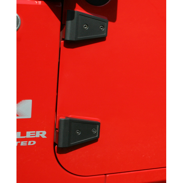 Rugged Ridge Hinge Cover Set  - JK