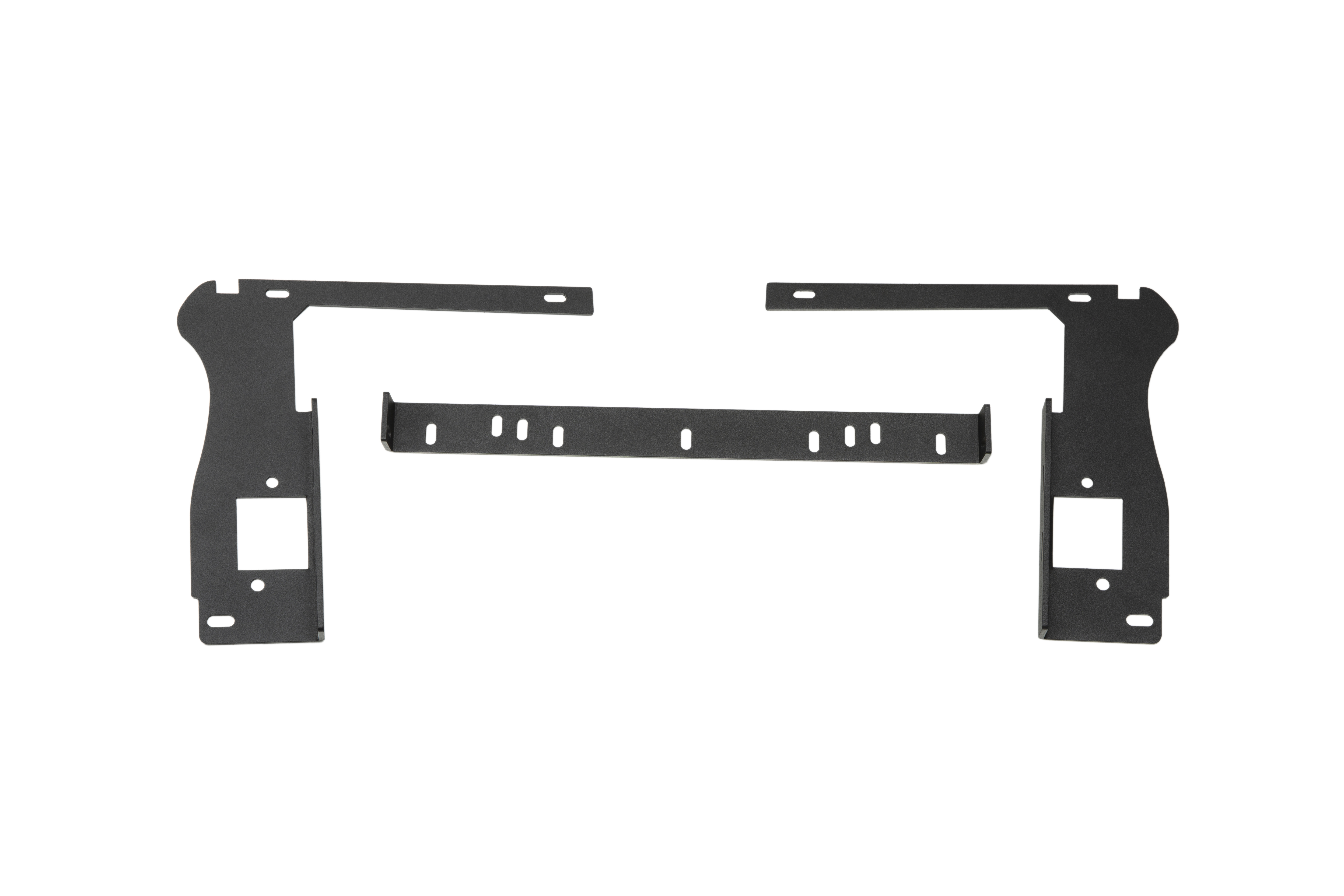 Rugged Ridge Grille LED Mount Bracket  - JT/JL