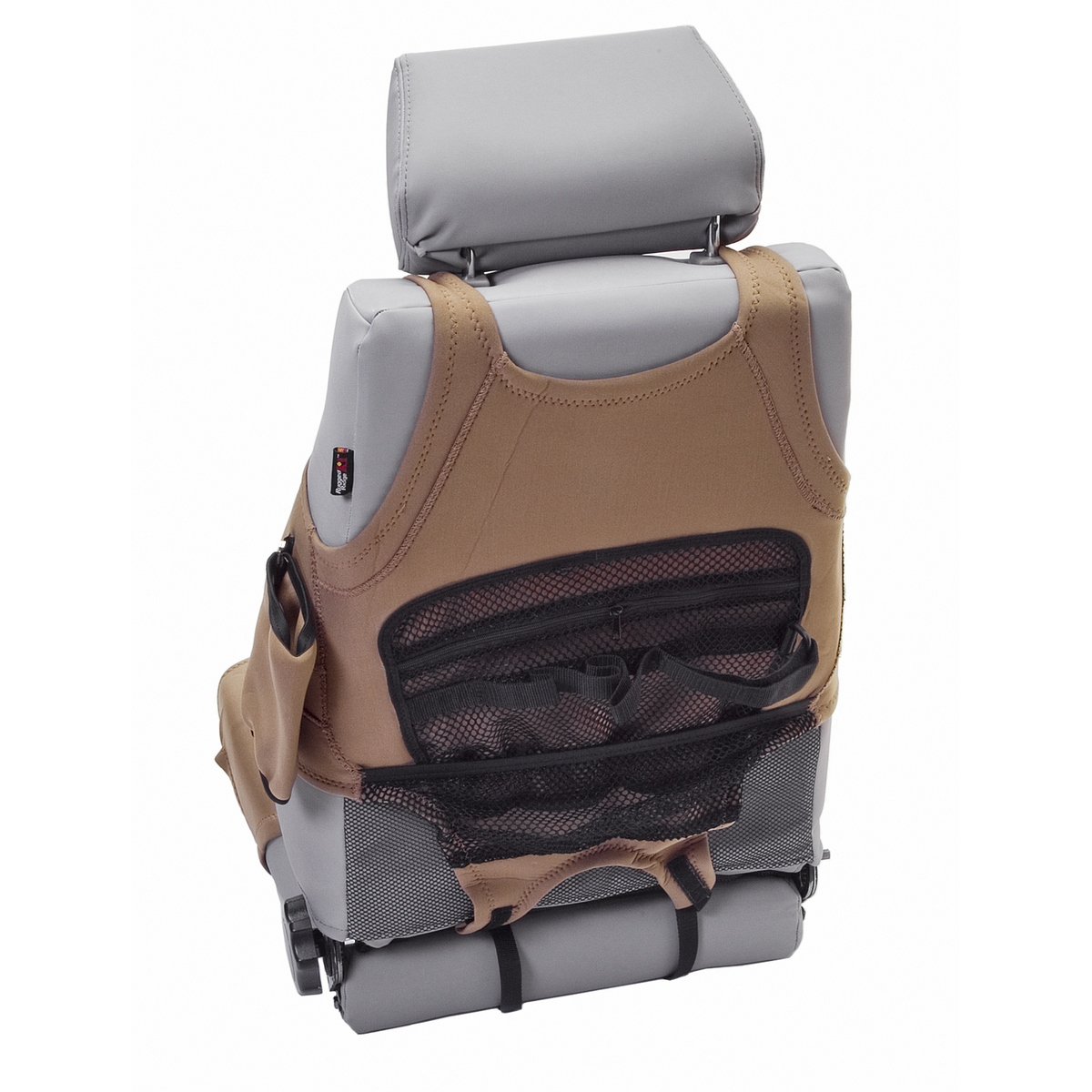 Rugged Ridge Front Seat Vests Tan - JT/JLJK