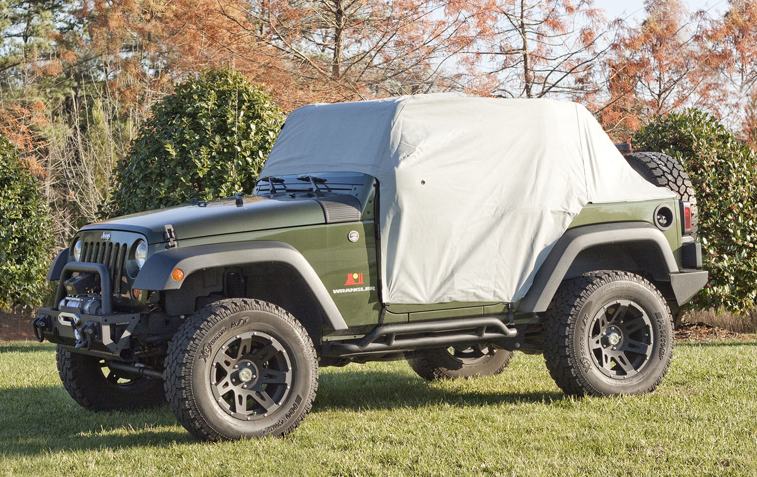 Rugged Ridge Weather Lite Cab Cover  - JL/JK 2Dr
