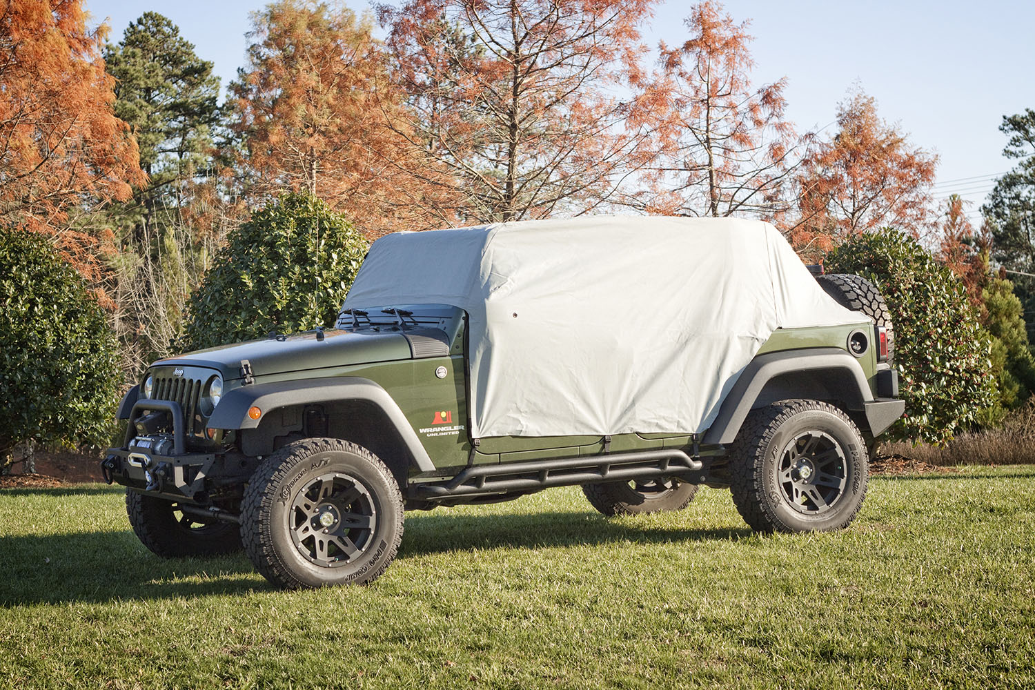 Rugged Ridge Weather Lite Cab Cover - JL/JK 4dr