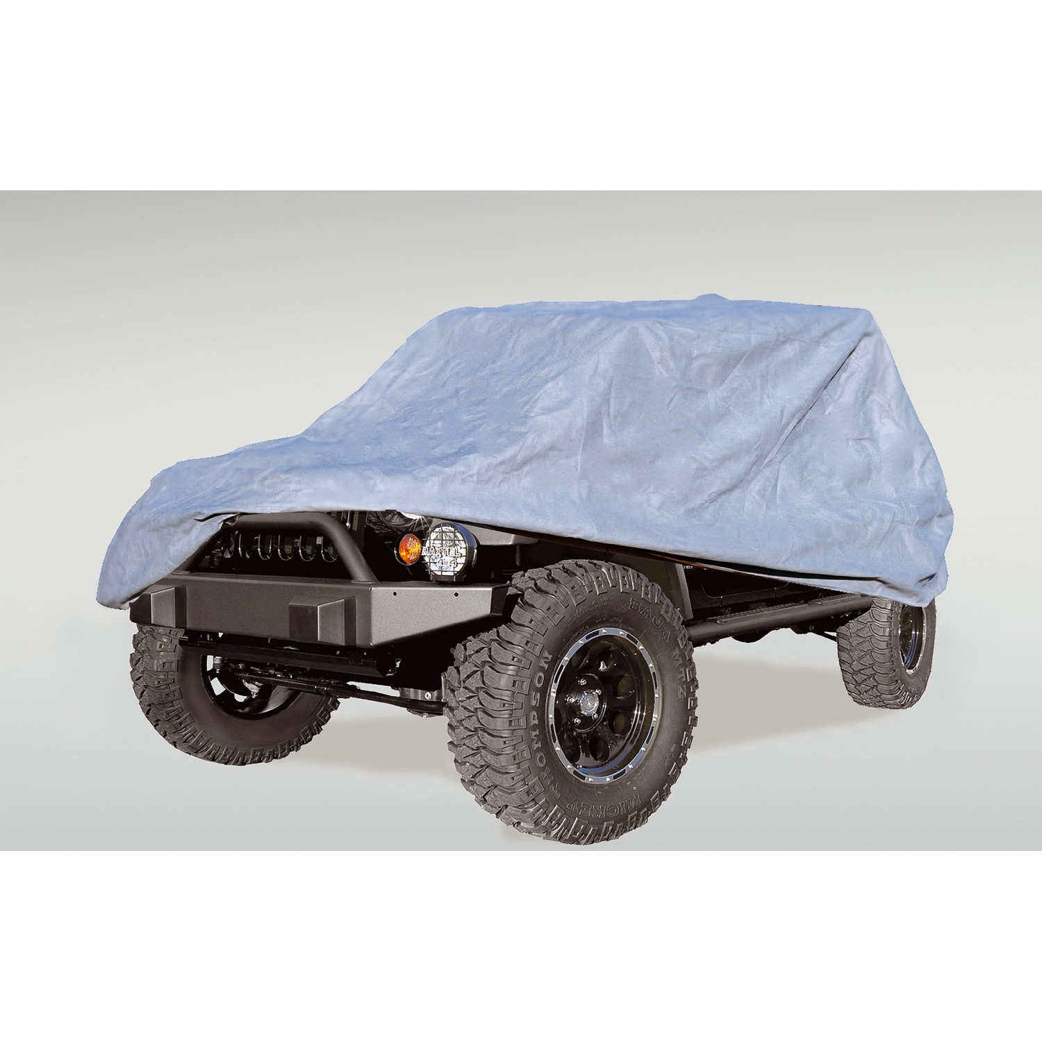 Rugged Ridge Three Layer Full Car Cover  - JL/JK 4Dr