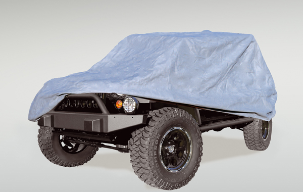 Rugged Ridge Car Cover  - JK 2DR
