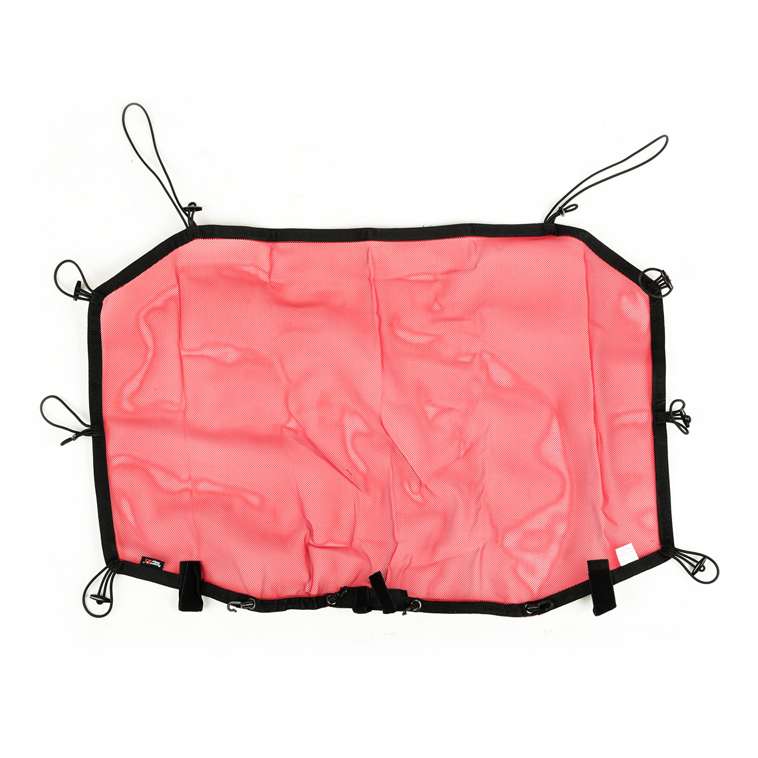 Rugged Ridge Hardtop Sun Shade, Red - JK