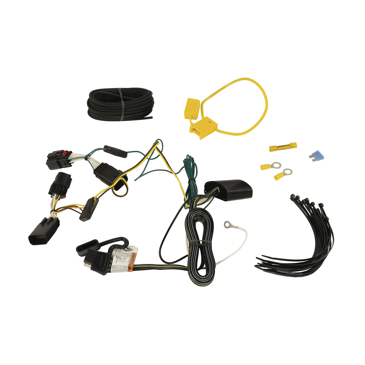 Rugged Ridge Trailer Wiring Harness  - JL