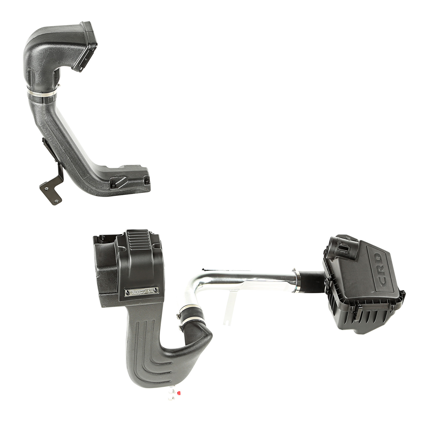 Rugged Ridge XHD Low/High Mount Snorkel System  - JK - 2.8L Diesel