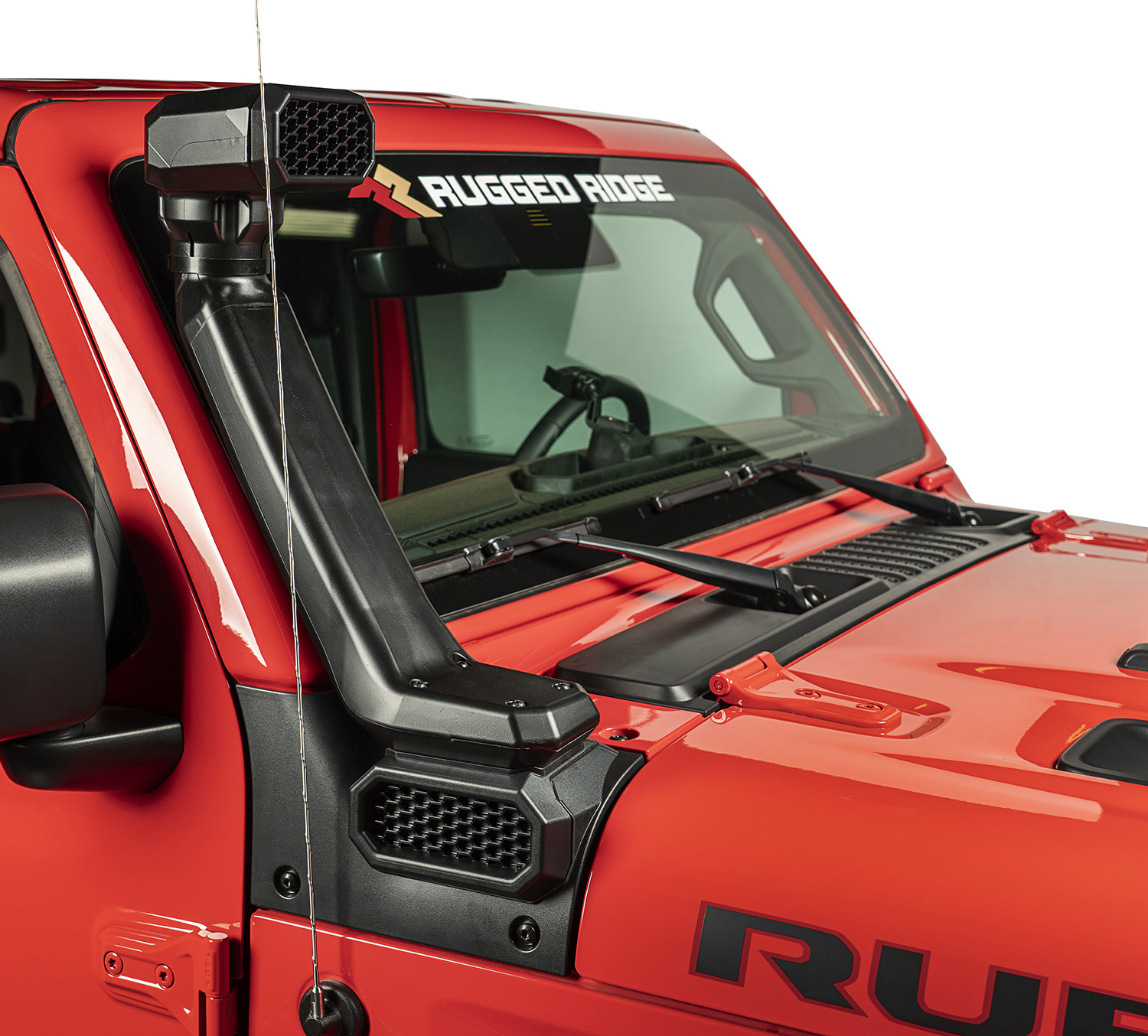 Rugged Ridge High/Low Mount Snorkel System - JT/JL